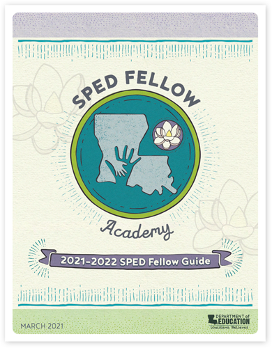 2021-2022 SPED Fellow Guide