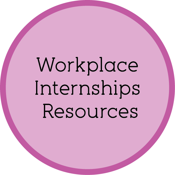 Workplace Internships Resources