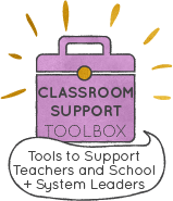 Classroom Support Toolbox