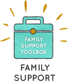Family Support Toolbox Button