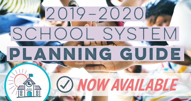 2019-2020 School System Planning Guide Web Banner