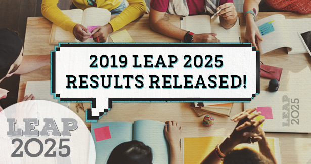 2019 LEAP 2025 results released!