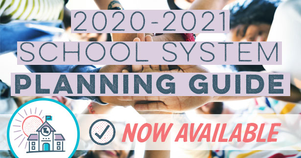 2020-2021 School System Planning Guide Web Banner