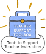 Teacher Support Toolbox