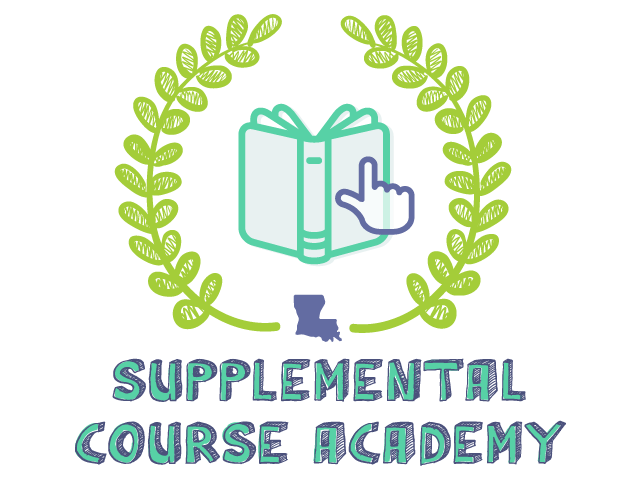 Supplemental Course Academy Logo